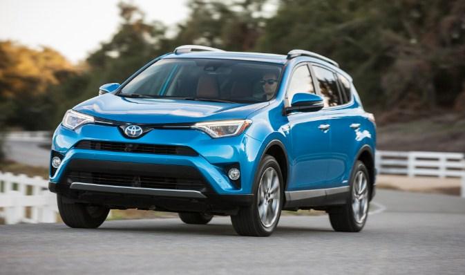 2020 Toyota RAV4 Exterior