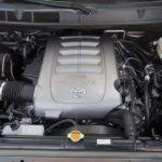 2020 Toyota Sequoia Engine