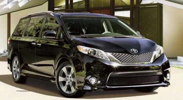 2020 Toyota Sienna Exterior