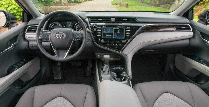 2025 Toyota Corolla Interior