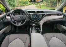 2021 Toyota Corolla Interior
