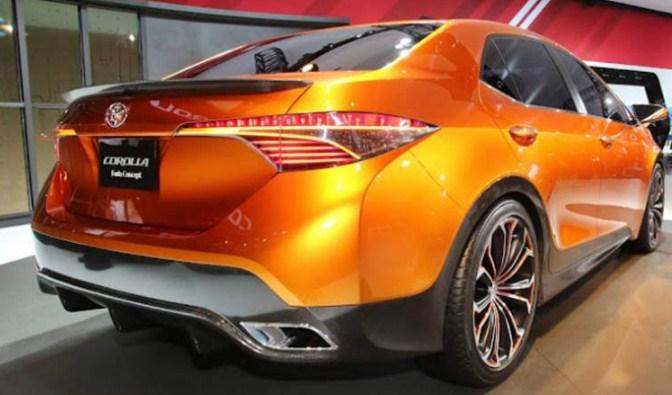2021 Toyota Corolla Exterior