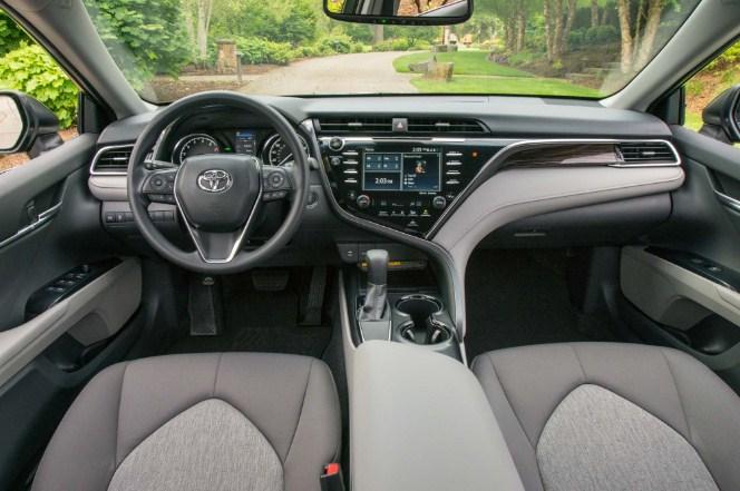 2024 Toyota Corolla Interior