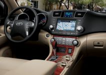 2022 Toyota Highlander Interior