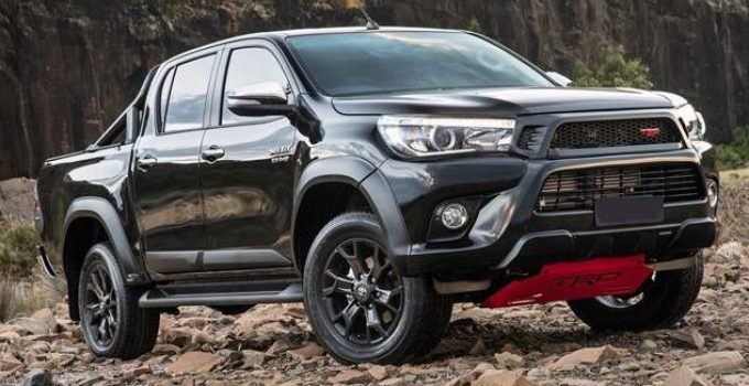 Hilux Toyota Engine News