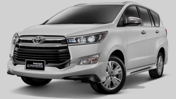 2021 Toyota Innova Exterior