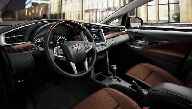 2021 Toyota Innova Interior