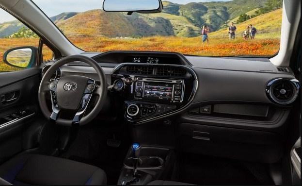 2019 Toyota Prius Interior