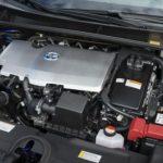 2021 Toyota Prius Prime Engine