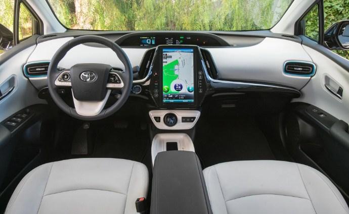 2021 Toyota Prius Prime Interior