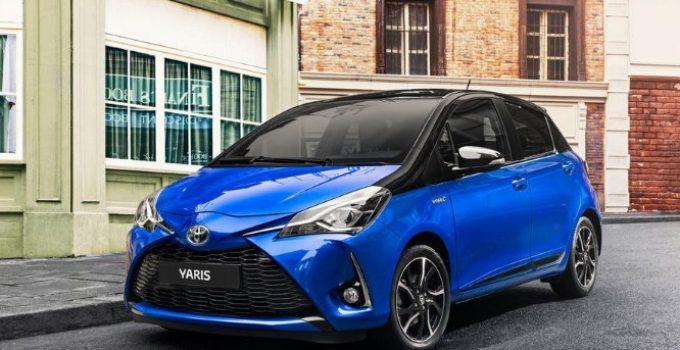 2021 Toyota Yaris Exterior