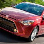 2021 Toyota Yaris IA Exterior