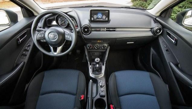 2021 Toyota Yaris IA Interior
