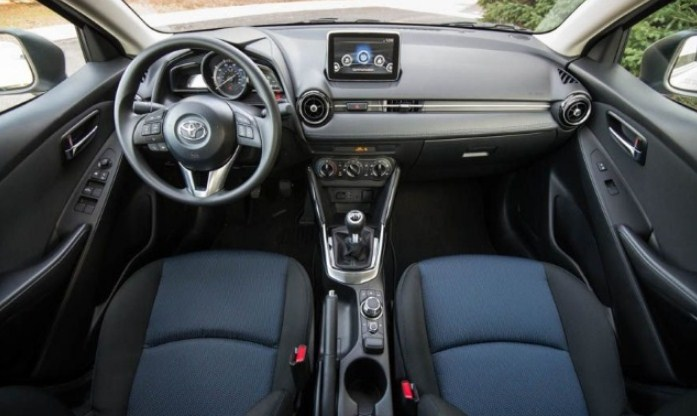 2021 Toyota Yaris Interior