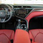 2022 Toyota Camry Interior
