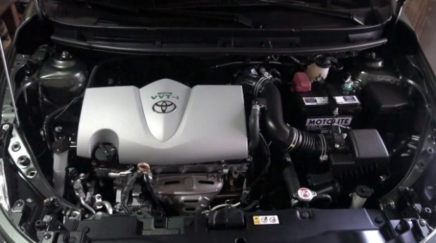 Toyota Vios 2020 Engine