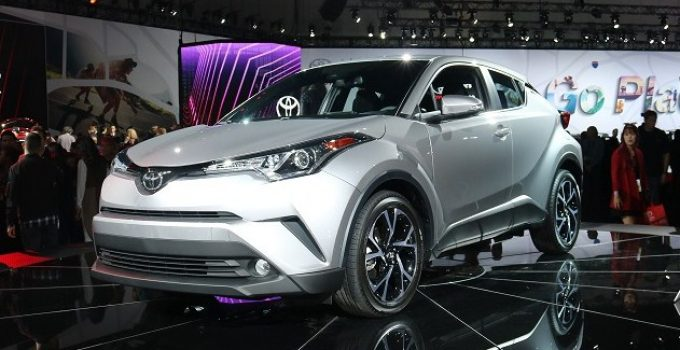 2020 Toyota C-HR Exterior