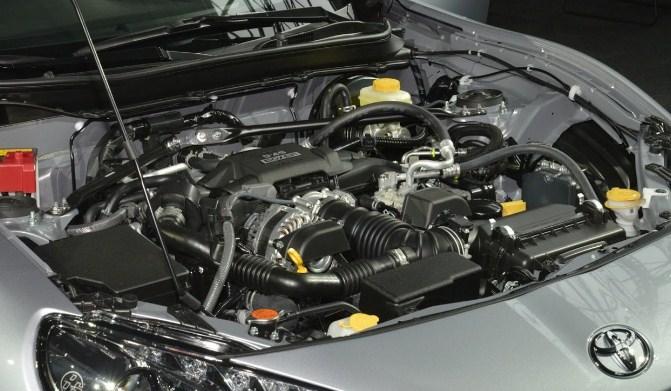 2020 Toyota GT86 Engine