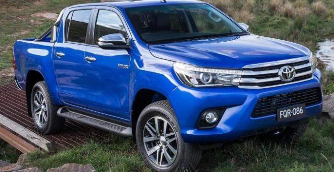 2022 Toyota Hilux Exterior