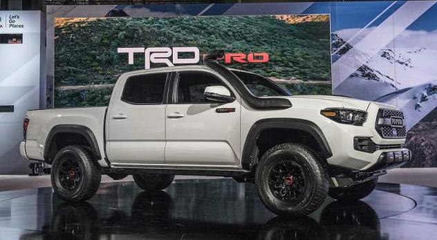 2021 Toyota Tacoma Exterior