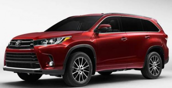 2021 Toyota Highlander Exterior