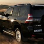 2022 Toyota Prado Exterior