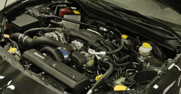 2019 Toyota 86 Engine