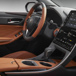 2019 Toyota Avalon Interior