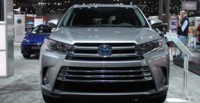 2019 Toyota Highlander
