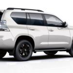 2020 Toyota Prado Exterior