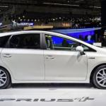 2019 Toyota Prius Exterior