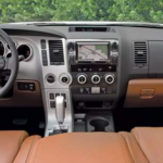 2019 Toyota Sequoia Interior