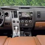 2019 Toyota Sequoia Interior