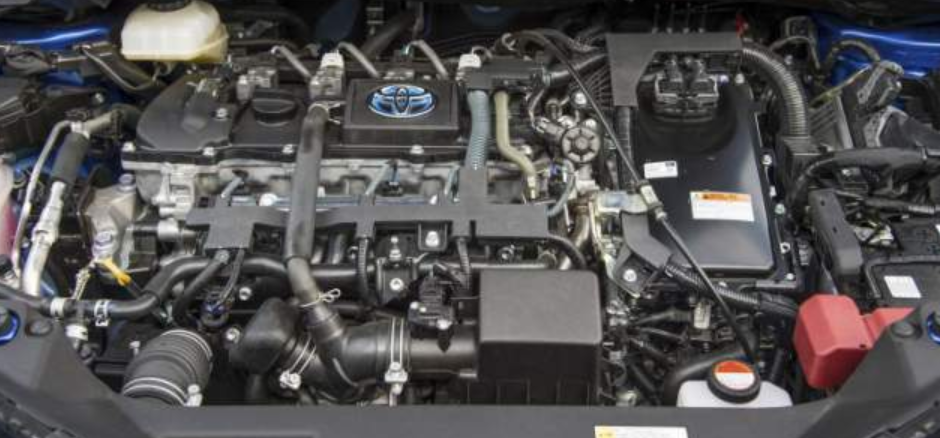 2019 Toyota Prado Engine