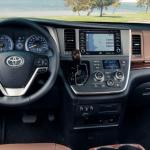 2019 Toyota Sienna Interior