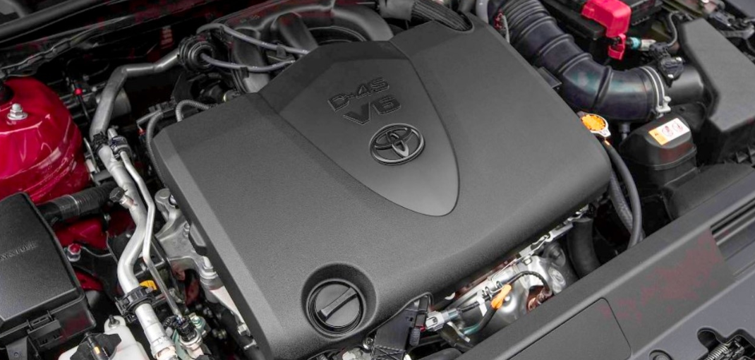 2019 Toyota Supra Engine