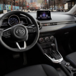 2019 Toyota Yaris Interior