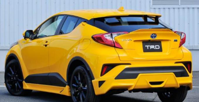2020 Toyota CH-R Exterior