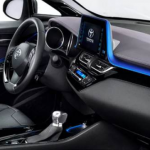 2020 Toyota CH-R Interior