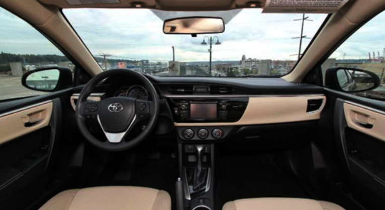 2020 Toyota Corolla Interior Toyota Engine News