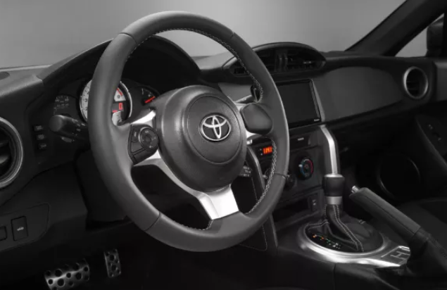 2020 Toyota MR2 Interior