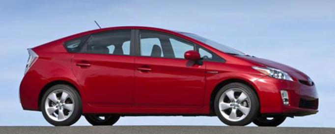 2020 Toyota Prius Exterior
