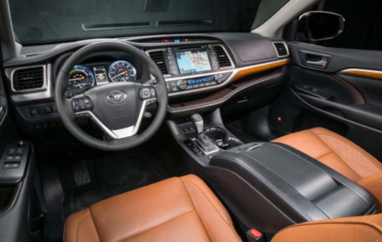 2020 Toyota Quantum Interior