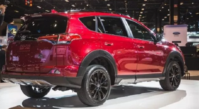2020 Toyota RAV4 Engine