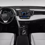 2020 Toyota RAV4 Interior