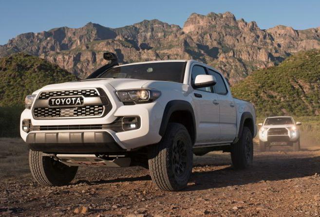 2020 Toyota Tacoma – Toyota Engine News