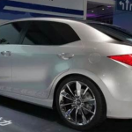 2020 Toyota Yaris Sedan Exterior