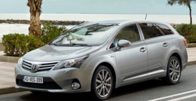 Toyota Allion 2020 Exterior