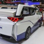 Toyota Alphard 2020 Exterior