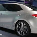 Toyota Altis 2020 Exterior